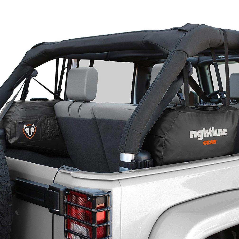 Rightline Gear Jeep 4-Door Side Storage Bags (Pair)