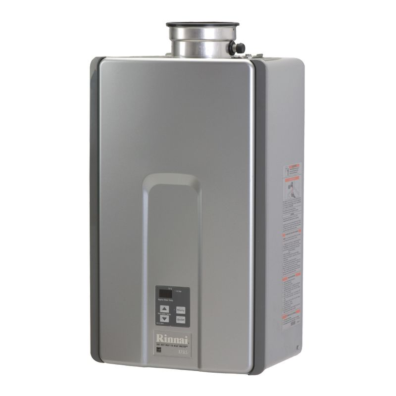 7.5 Gallon Internal Tankless Water Heater Low Pressure