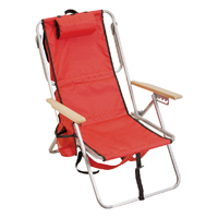 Rio Brands Sc627 3234 Og Lay Flat Backpack Chair With Cooler 30