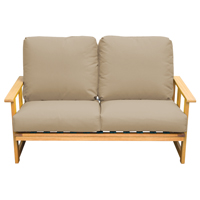 LOVESEAT WOOD