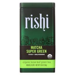 Tea - Organic - Matcha Super Green ( 6 - 1.76 OZ )