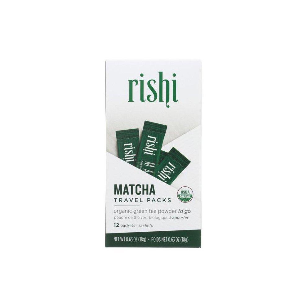 Tea - Matcha Sticks - Green Matcha ( 6 - .63 OZ )