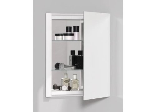 16 X 20 R3 Series Plain Mirror Cabinet