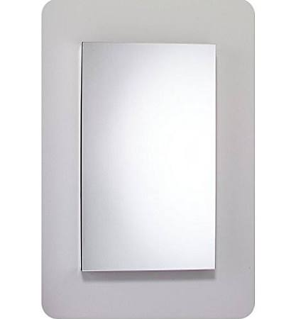 24 X 40 Medium Series Cabinet D4 Flat Plain Right Hand