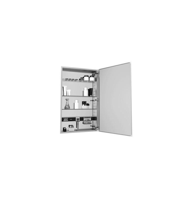 16 X 40 Medium Series Cabinet D4 Flat Plain Right Hand