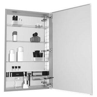 20 X 30 Medium Series Cabinet D4 Flat Plain Right Hand E4