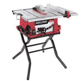 3410-02 10 IN. TABLE SAW W/STAND