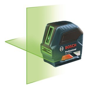 GLL100G GREEN CROSS-LINE LASER