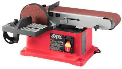 3376-01 4X36 IN. BELT DISC SANDER