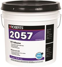 ROBERTS SUPERIOR VINYL COMPOSITION TILE ADHESIVE 4 GAL