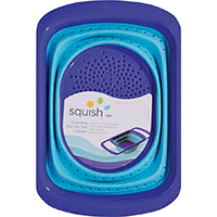 Squish Oversink Expandable Colander