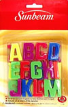 61160 26PC ALPHABET MAGNETS