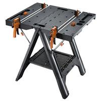 TABLE WORK/SAWHORSE 31X25IN