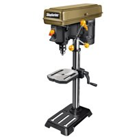 Rockwell RK7033 Drill Press, 2/3 hp, 120 V, 6.2 A
