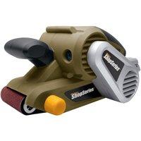 Rockwell SS4300K Belt Sander, 120 V, 7.2 A, 790 - 1300 sfpm, 21 in L x 3 in W