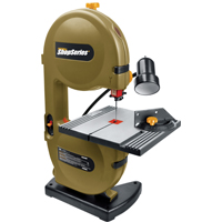 Rockwell RK7453 Corded Band Saw, 2.5 A, 3-1/8 in, 890 spm