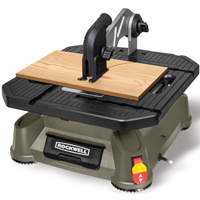 Rockwell RK7323 Table Saw, 120 V, 5.5 A, 3000 rpm