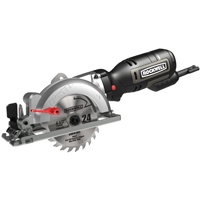 Rockwell RK3441K Corded Circular Saw, 120 V, 5 A, 4-1/2 x 3/8 in