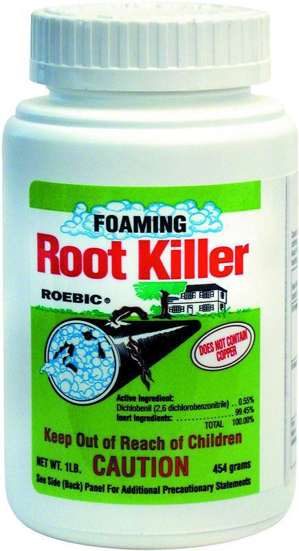 FRK-6 FOAMING ROOT KILLER