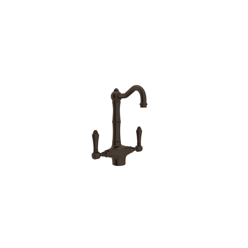 Ccy Lead Law Compliant 1.5 Metal Lever One Hole Bar *cou Tuscan Bronze