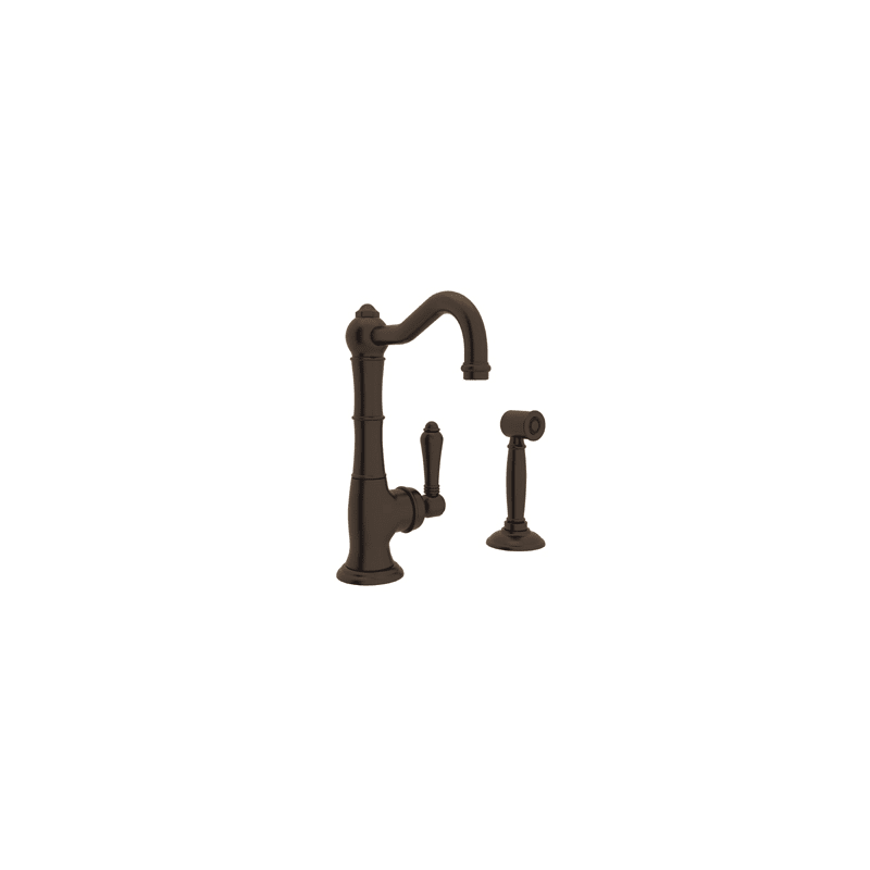 California Energy Commission Registered Lead Law Compliant 1.5 1HD Lever One Hole Bar *COU Tuscan Bronze