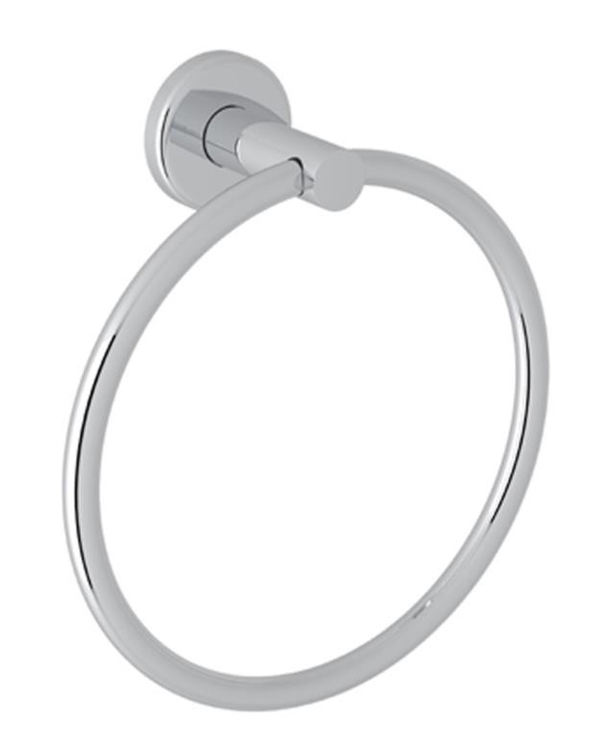 *LOMBAR Bath Towel Ring CP
