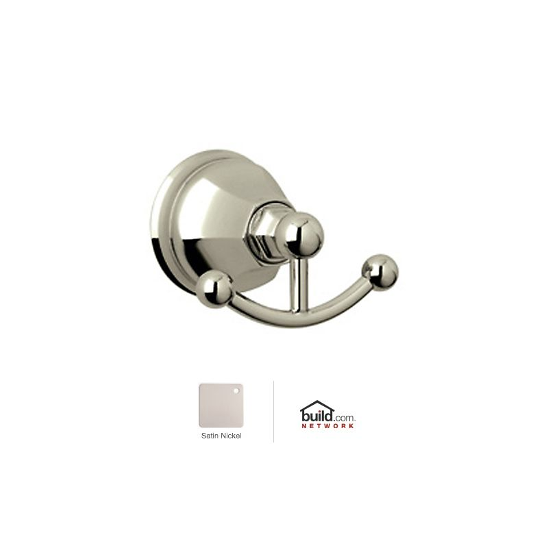 *PALLAD Double ROBE HOOK SN