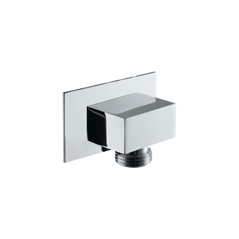 MOD Square Hand Shower Wall Out CP