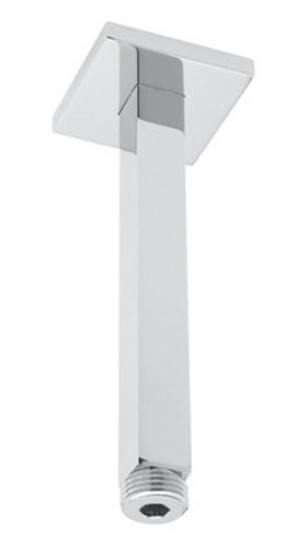 6-3/8 MOD Square Ceiling Mount Shower ARM CP