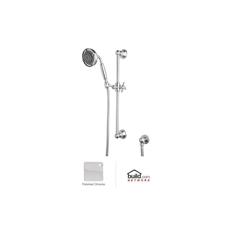 2 GPM 3F Hand Shower Set CP