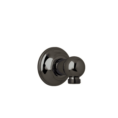 1/2 Female Connection Wall Outlet Polished Nickel