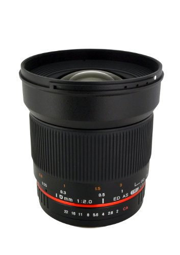 ROKINON 16MM43 CAMERA LENS 16MM F2.0 ULTRA WIDE ANGLE LENS