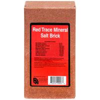 BRICK SALT TRACE MINERAL 4LB