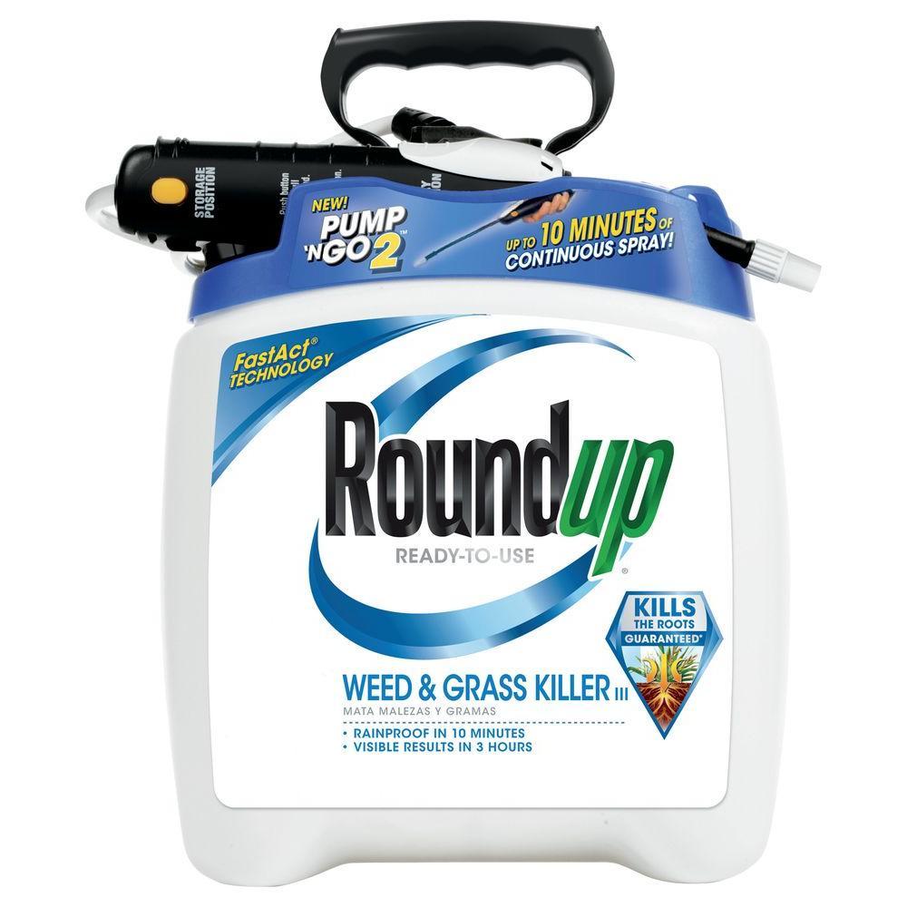 KILLER WEED & GRASS 1.33GAL