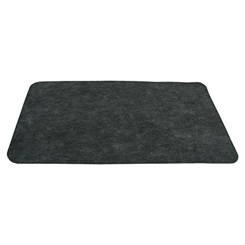 "30"" x 58"" Maintenance Mat - Charcoal"