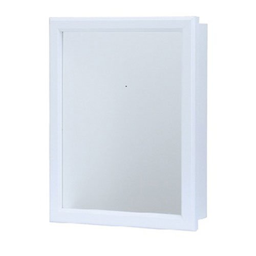 "16""x20"" Swing Door Medicine Cabinet, White"