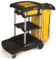 HIGH CAP CLEANING CART