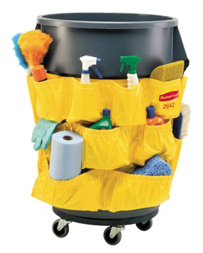 BRUTE CADDY BAG FOR 2632 2634 YELLOW