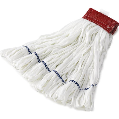 MOP WET ROUGH FLOOR LARGE WHITE 5IN
