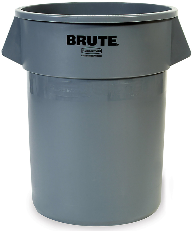 FG261000GRAY BRUTE CONTAINER