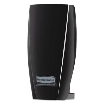 """TC TCell Odor Control Dispenser, 2.9"""" x 2.75"""" x 5.9"""", Black, 12/CT"""