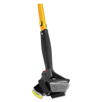 """Maximizer 3-in-1 Floor Prep Medium Scrubber Pad, 2.63"""" x 1.38"""" x 0.25"""""""