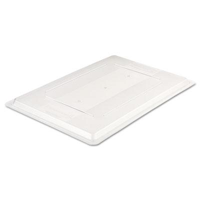 Food/Tote Box Lids, 26w x 18d, Clear