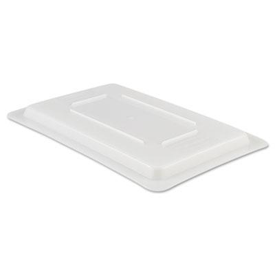 Food/Tote Box Lids, 12w x 18d, White
