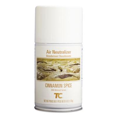 Standard Aerosol Refill, Cinnamon Spice, 5.25 oz, 12/Carton