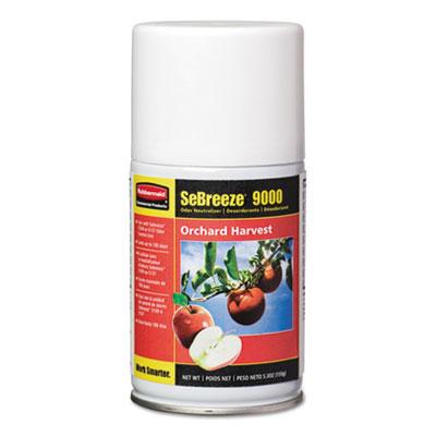 SeBreeze Fragrance Aerosol Canister, Variety Pack, 5.3 oz, 6/Pack