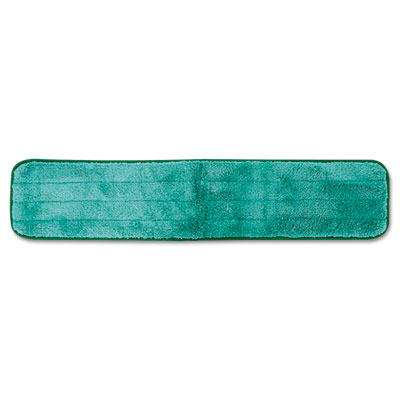 "Dry Hall Dusting Pad, Microfiber, 24"" Long, Green"