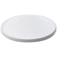 10.65X.96 SGL WHITE TURNTABLE