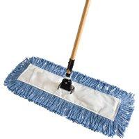 Kut-A-Way FGU83228BL00 Dust Mop, NO 24, Cotton Head