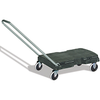 Triple FG440120 BLA Trolley With Handle, 500 lb 32-1/2 in L x 20-1/2 in W